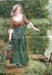 Oehlenschläger Frau am See