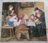 Oehlenschläger Großmutter mit Kindern
