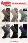 Katia Socks Merino Tweed