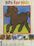 "Permin Kits for Kids ""Pferd"" 9135"