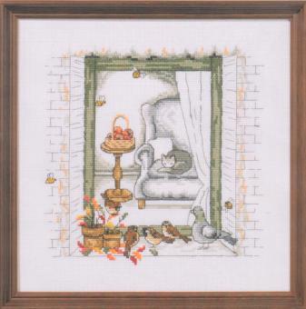 Permin Herbstfenster 92-9177