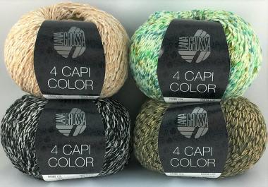 Lana Grossa - 4 Capi Color