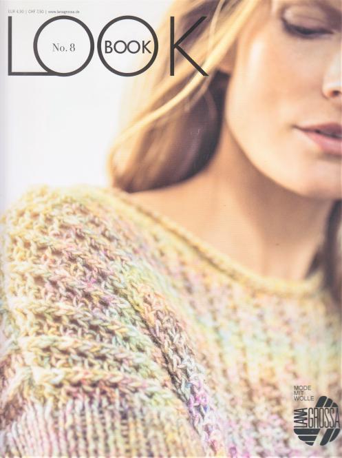 Lana Grossa Look Book No. 8