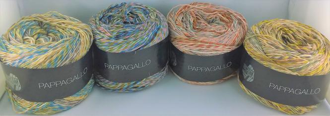 Lana Grossa - Pappagallo