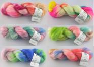 Lana Grossa Silkhair Hand-dyed
