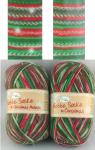 Rellana Flotte Socke Christmas