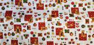 Baumwollstoff (auch für Masken geeignet)- 100% Baumwolle - Bären 1