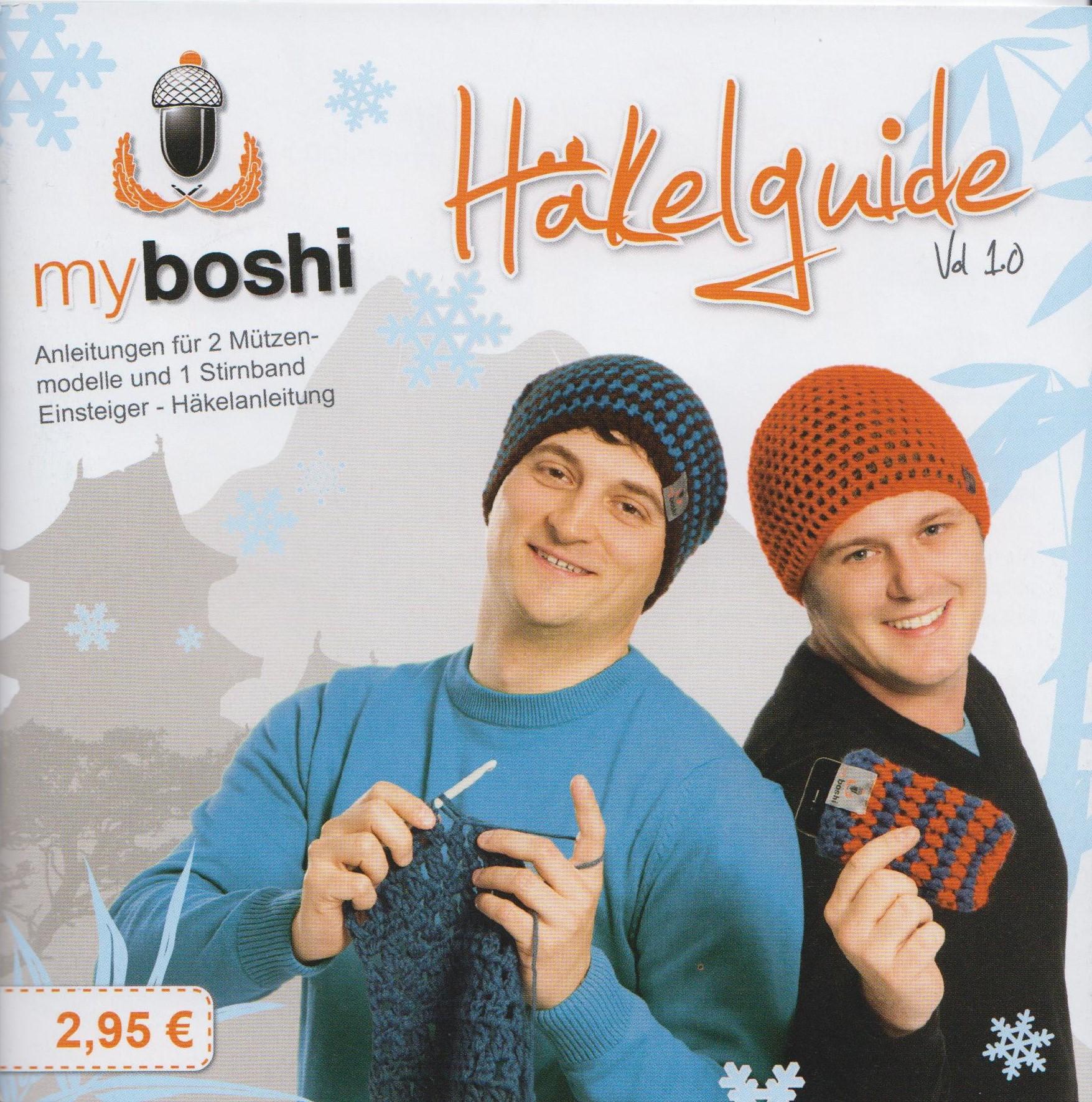 Die Wollstube Myboshi Häkelguide Vol10 Handarbeitsartikel